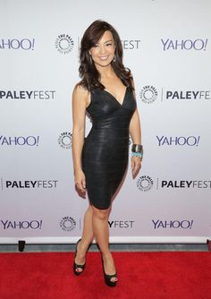 7 on our Top 10 Hottest Female Celebrities Over 50 toplist is Ming-Na Wen. The Asian beauty still looks gorgeous over Asian Woman, Asian Girl, Melinda May, Tall Girl Fashion, High Fashion, Womens Fashion, Ming Na Wen, Female Stars, Glamour