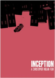 omg...inspired! Minimal Movie Posters. I could look at these ALL day. And I would STILL consider it time well spent.