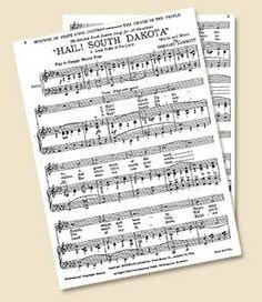 Hail!  South Dakota  (State Song)