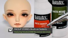 Faceup Stories: Brush-on Sealants by ***Andreja***, via Flickr