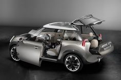 Mini Cooper Rocketman Doors