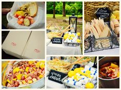Image detail for - Low Country Boil (shrimp, corn on the cob, potatoes Shrimp Boil Party, Seafood Party, Crab Feast, Low Country Boil, Food Stations, So Little Time, Favorite Recipes, Wedding Ideas, Fall Wedding