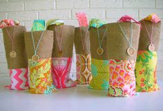 Hey, I found this really awesome Etsy listing at https://www.etsy.com/listing/80463176/bridesmaid-gift-bags-wine-colorful-beach