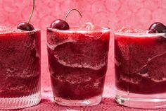 Slushy Cherry Old Fashioned Cocktail Recipe - CHOW