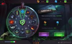 게임UI ::: 디자인의 폭을 넓혀주는 스타일 북 - Garmuri.com - 게임UI 디자인 모음 Game Ui Design, Icon Design, Stone Game, 3d Cinema, Game 2d, Game Interface, Wheel Of Fortune, Unreal Engine, Game Icon