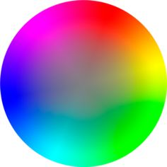 colour wheel is a wheel of all the colours