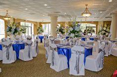 Twinbrook Floral Design Blue Wedding Arrangements, Floral Design, Wedding Ideas, Floral Patterns, Wedding Ceremony Ideas