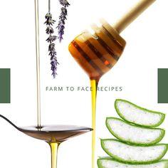 5 Farm-to-Face Beauty Recipes by youbeauty #DIY #Beauty_Recipes