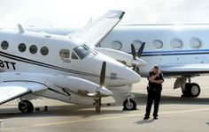 Two business aircraft collided at Nashville International Airport as a result of a freak towing mishap. Learn more details about this unusual accident and other similar events which happened recently. See: http://su.pr/1c5hzS