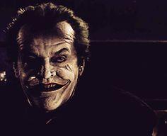 Jack Nicholson in Tim Burton's Batman