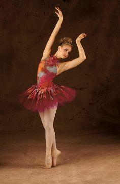 Teachers Dream Weaver Tie Dye Ballet Tutu Halloween Dance Costume Size Choice | eBay