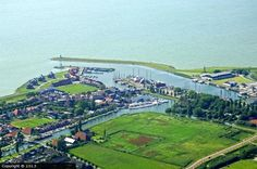 Stavoren Harbor, Stavoren, Netherlands