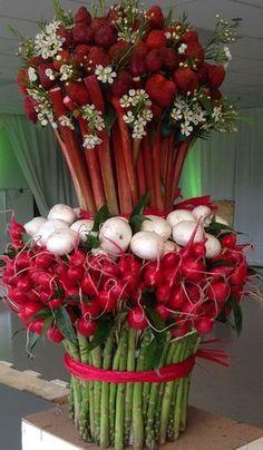 Arrangement de Fleurs EXTRAORDINAIRE!