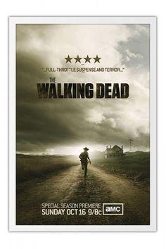 Poster The Walking Dead 2° Temporada