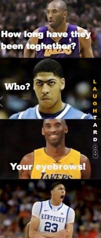 I love reading memes like this lol #Who? # Your eyebrows