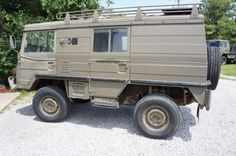Spotted: Pinzgauer 710K For Sale