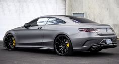 Check Out This Uber-Beautiful Mercedes S63 AMG Coupe