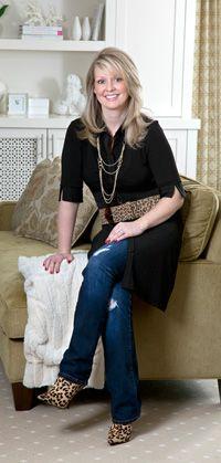 Jennifer Brouwer Design...one of Toronto's best designers