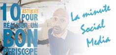 10 astuces pour réaliser un bon #Periscope #collaborative