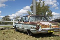 1963 Ford Falcon Sprint Hardtop 260 CI, 4-Speed at Mecum ...