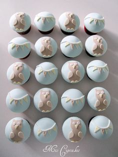 Mio Cupcakes & Cakes a baby shower perhaps!
