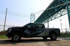 Lions Ford F-150