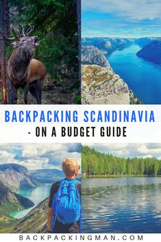 Best Way To Safeguard Your Investment Decision - RV Insurance Policies How To Go Backpacking In Scandinavia On A Budget Norway, Sweden, And Finland. Europe Travel Tips, European Travel, Travel Guides, Budget Travel, Europe Packing, Travel Advice, Travel Destinations, Backpacking For Beginners, Backpacking Tips