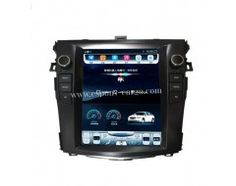 10.4''Tesla Style Vertical HD Screen Android 6.0 Car GPS Intelligent Navigation For TOYOTA COROLLA 2006-2013