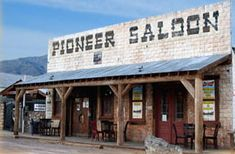 Old West Saloon | Cowboys, Native American, American History, Wild West, American Indians | thewildwest.org