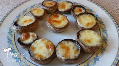 Gouda, Bon Appetit, Sushi, Muffin, Food And Drink, Dinner Recipes, Lunch, Breakfast, Ethnic Recipes