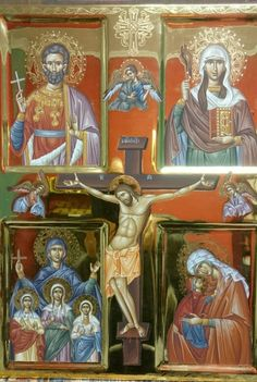 Byzantine Icons, Byzantine Art, Faith Of Our Fathers, Church Icon, Cross Art, Icon Collection, Religious Icons, Orthodox Icons, Jesus Christ