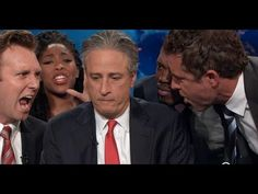 Jon Stewart Learns What Happens When You Criticize Israel - YouTube. And yes, his deciding to not even complete his report is part of the point.