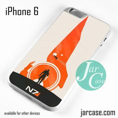 Mass Effect Andromeda N7 YT - iphone case - iphone 6 case - JARCASE