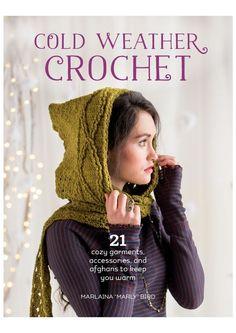 Cold Weather Crochet 2016 - 轻描淡写 - 轻描淡写