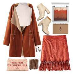 """""""Winter Wanderlust with American Eagle: Contest Entry"""" by laura-gordon on Polyvore featuring STELLA McCARTNEY, Glamorous, Sue Devitt, American Eagle Outfitters and aeostyle"""