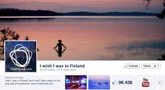 Matkailubusiness - ajatuksia ja havaintoja: Yksi näkökulma Visit Finlandin Facebook -markkinoinnista