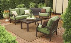 When it comes to value, style and choices, one cannot match Lowes patio furniture to any other brand. Lowes is known to produce high quality,