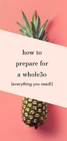 Learn how to prepare for a Whole30 with tips and tricks from a Whole30 veteran. From self-care to stocking the fridge, memorizing foods to investing in sparkling water, these steps make it easier than ever to learn how to prepare for a Whole30! This guide to how to prepare for a Whole30 has absolutely everything you need to start a great round. #whole30 #januarywhole30 #whole30recipes #paleo #healthy