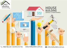 Are you looking for house builders in Melbourne? Mel builders offer reliable construction & renovation services at best price. Contact Building contractors at 1800902201 Home Builders Melbourne, Best Home Builders, Melbourne House, Construction Contractors, Building Contractors, General Contractors, Looking For Houses, Standard Oil, Building A House