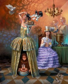 Magician's Birthday II  2015   Michael Cheval