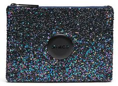 Mimco Sparks Fly Pouch in Night Sky