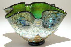 Kela's small fluted bowl