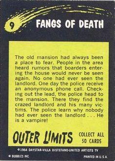9 Fangs Of Death