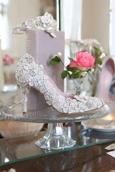 Petal Cluster | Emmy - beautiful Bespoke wedding shoes