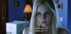 """anamorphosis-and-isolate:  """"Love humiliates you. Hatred cradles you."""""""