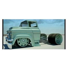 Love this Rat Rod Concept Lowered Trucks, Dually Trucks, Hot Rod Trucks, Cool Trucks, Chevy Trucks, Pickup Trucks, Bagged Trucks, Lowrider Trucks, Custom Trucks