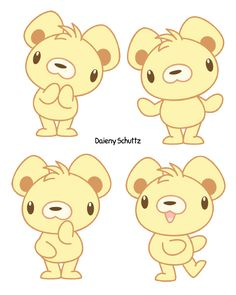 Other Bear by Daieny.deviantart.com on @DeviantArt