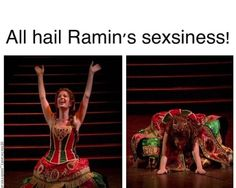 All hail Ramin's sexiness!!!!