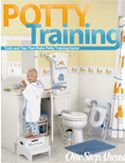 A quick and easy guide to help parents make it through the challenging task of potty training!  You can do it!
