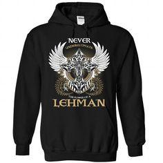 Awesome Tee LEHMAN T shirts